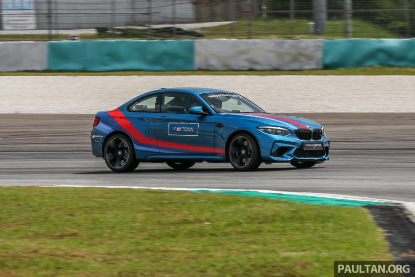 BMW M Track Experience 2019 – welcome to M Town Image #993408