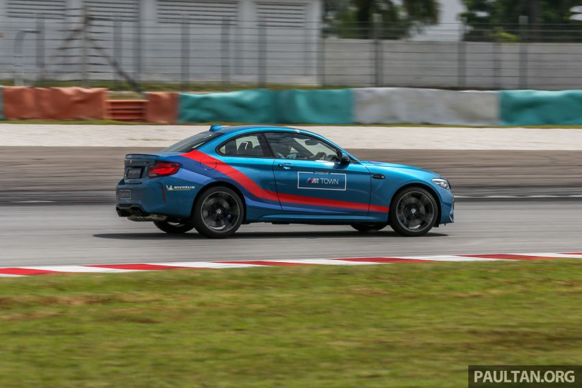 BMW M Track Experience 2019 – welcome to M Town Image #993409