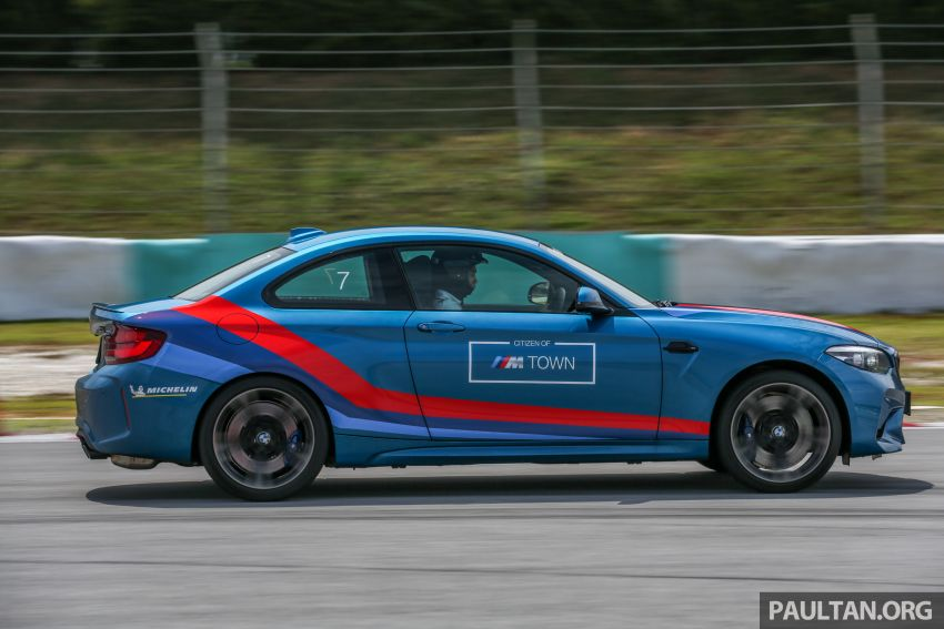 BMW M Track Experience 2019 – welcome to M Town Image #993411