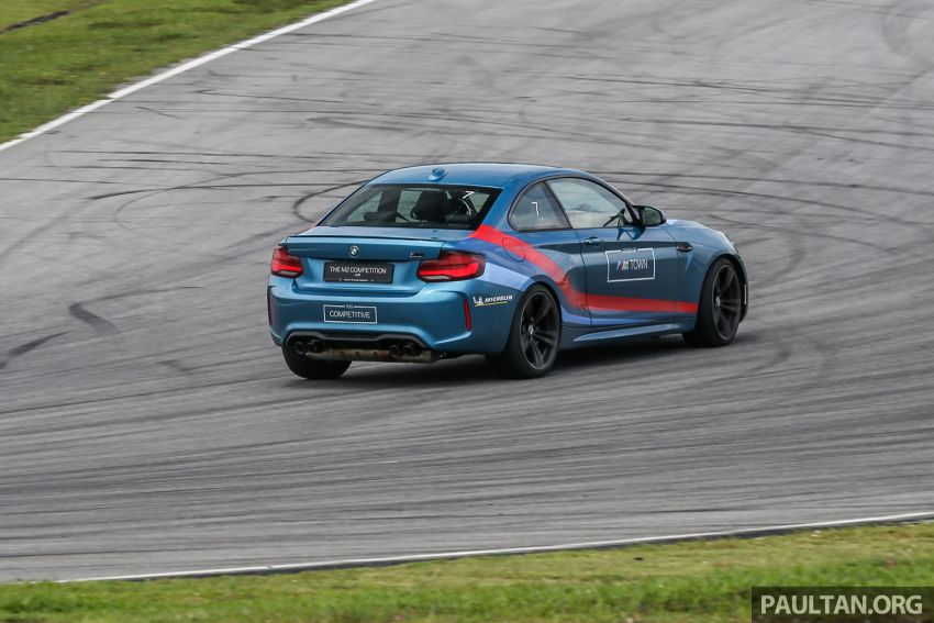 BMW M Track Experience 2019 – welcome to M Town Image #993416