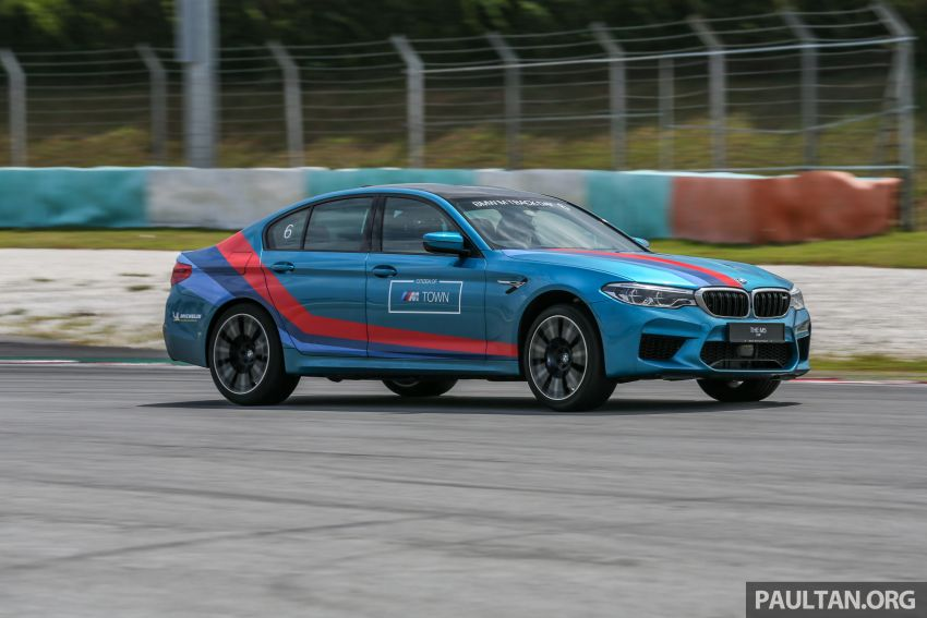 BMW M Track Experience 2019 – welcome to M Town Image #993420