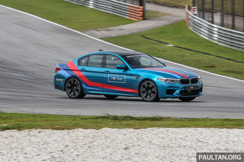 BMW M Track Experience 2019 – welcome to M Town Image #993422