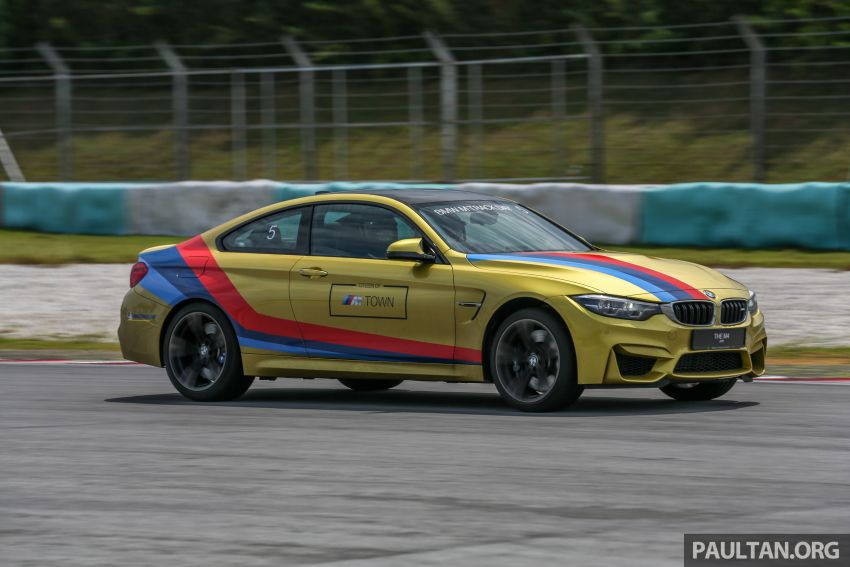 BMW M Track Experience 2019 – welcome to M Town Image #993398