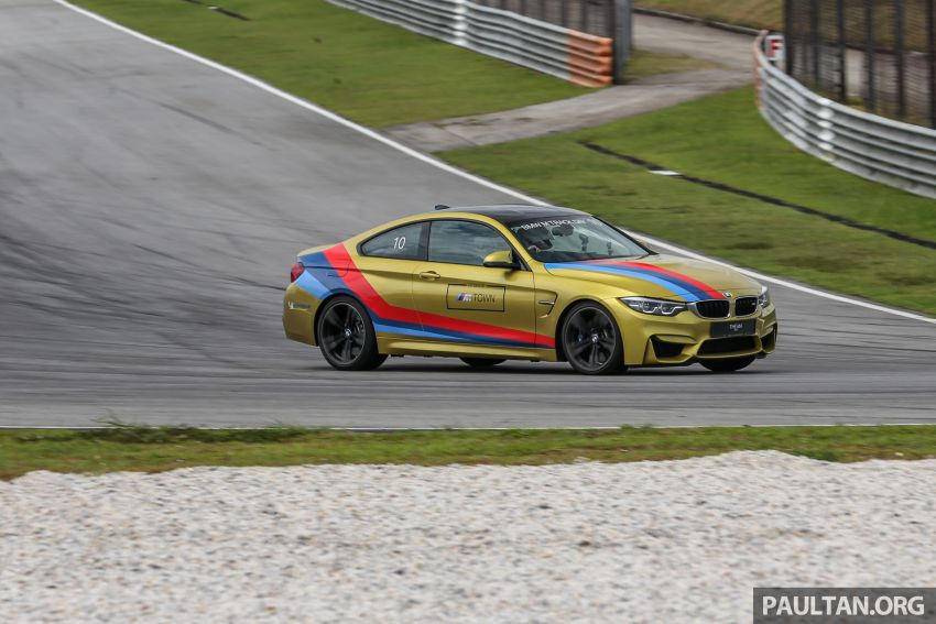 BMW M Track Experience 2019 – welcome to M Town Image #993400