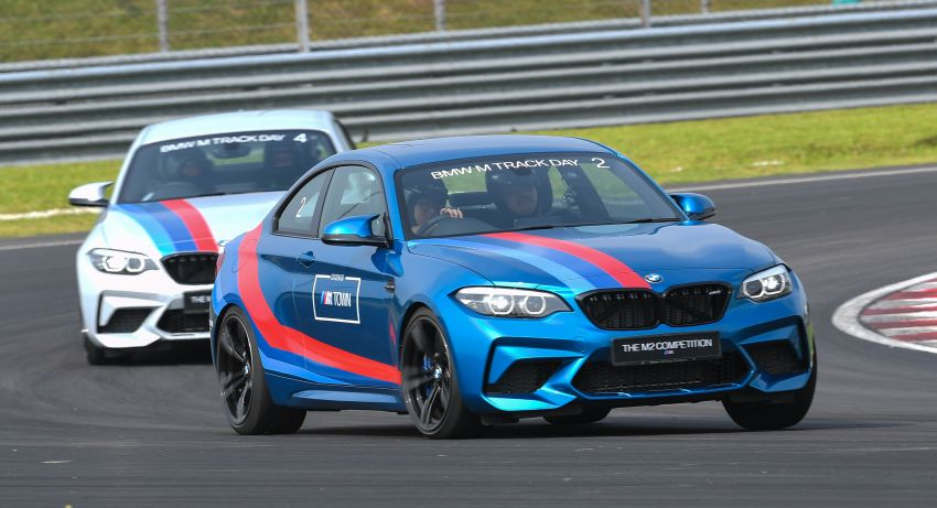 BMW M Track Experience 2019 – welcome to M Town Image #993425