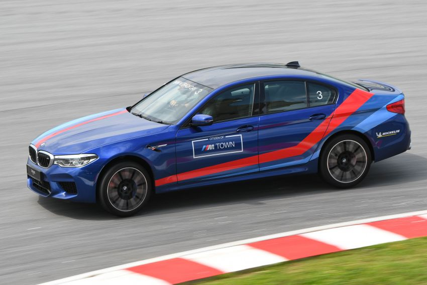 BMW M Track Experience 2019 – welcome to M Town Image #993435