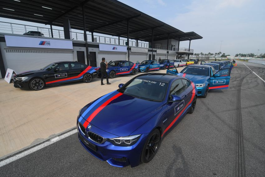 BMW M Track Experience 2019 – welcome to M Town Image #993427