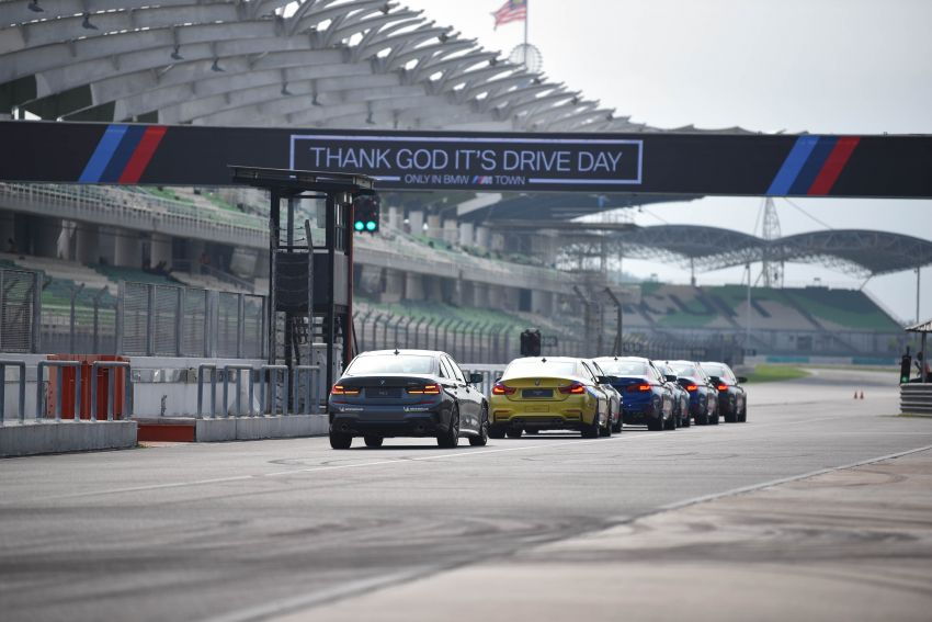 BMW M Track Experience 2019 – welcome to M Town Image #993429