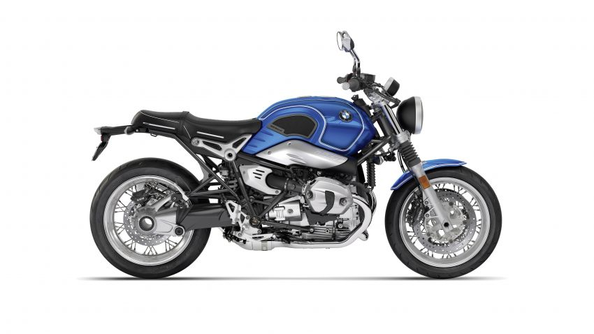 2019 BMW Motorrad R nineT /5 celebrates 50 years Image #982058