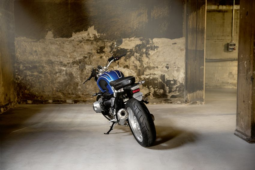 2019 BMW Motorrad R nineT /5 celebrates 50 years Image #982061
