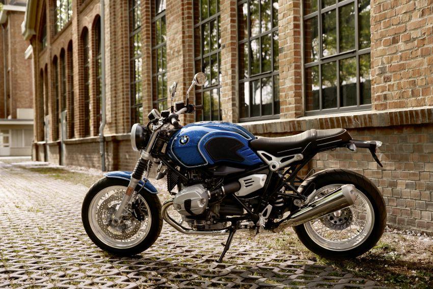2019 BMW Motorrad R nineT /5 celebrates 50 years Image #982063