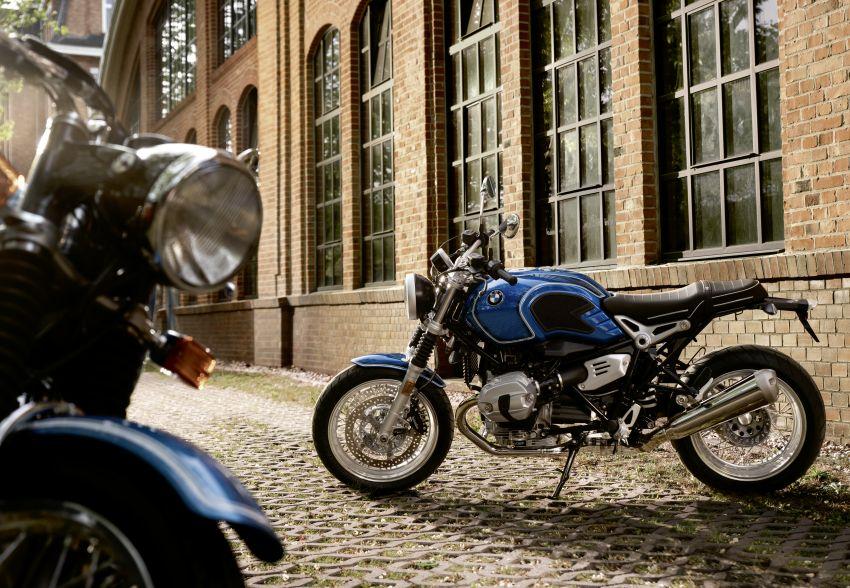 2019 BMW Motorrad R nineT /5 celebrates 50 years Image #982064