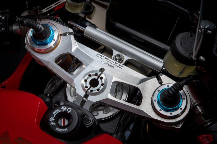 Ducati Panigale V4 25th Anniversario 916 – peringatan kepada 916 yang menggegarkan dunia superbike dulu Image #985674