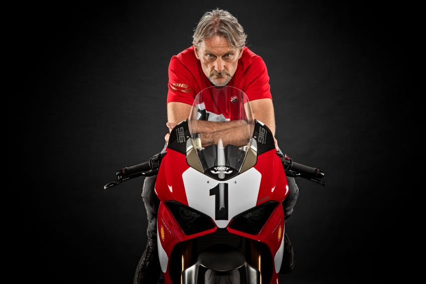 2019 Ducati Panigale V4 25th Anniversary 916 to be unveiled at Pebble Beach Image #984930