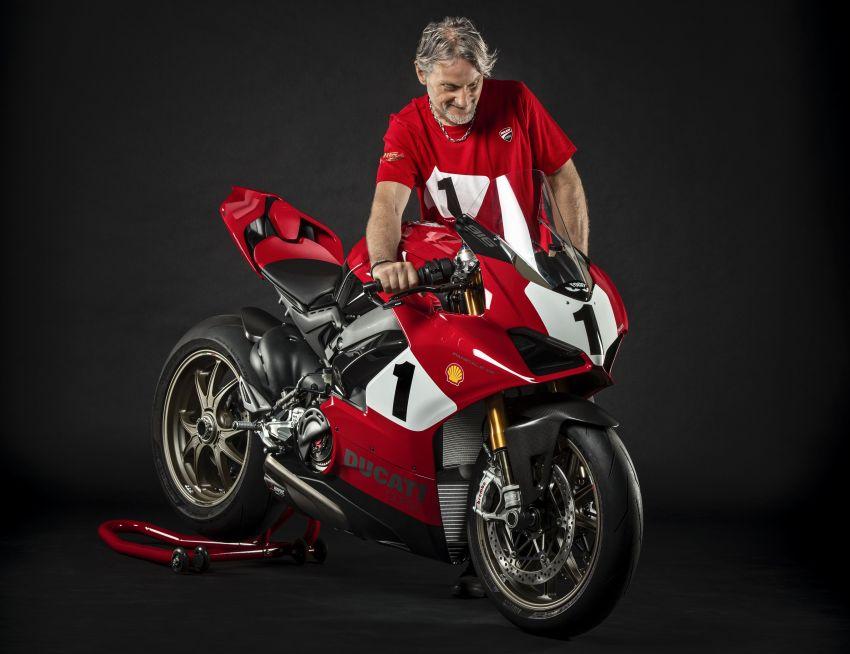 Ducati Panigale V4 25th Anniversario 916 – peringatan kepada 916 yang menggegarkan dunia superbike dulu Image #985684