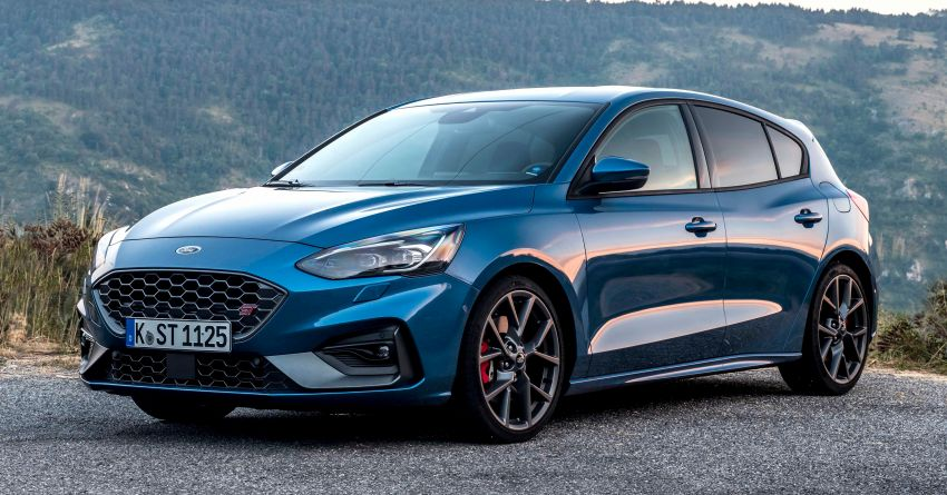 GALLERY: 2019 Ford Focus ST Mk4 – 276 hp, 430 Nm! Image #980277