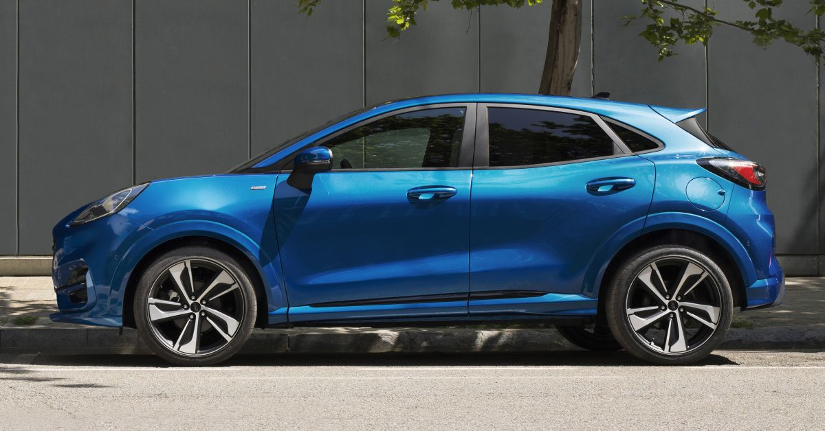 What Is Ecoboost >> 2019 Ford Puma SUV unveiled – new 1.0L EcoBoost Hybrid ...