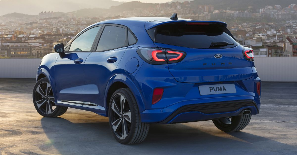 What Is Ecoboost >> Ford Puma 2019 guna enjin 1.0L EcoBoost hibrid, ruang ...