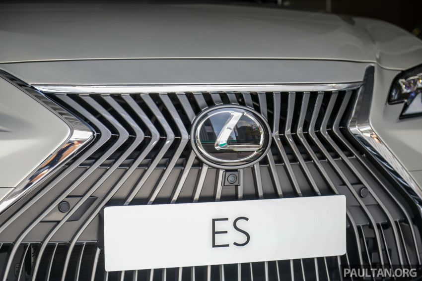 GALLERY: New Lexus ES 250 Luxury – CBU, RM333k Image #980283