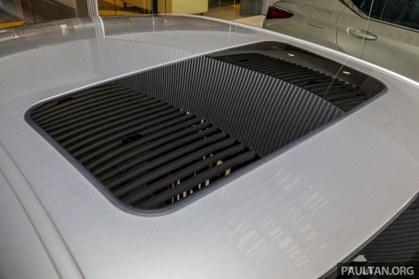 GALLERY: New Lexus ES 250 Luxury – CBU, RM333k Image #980287