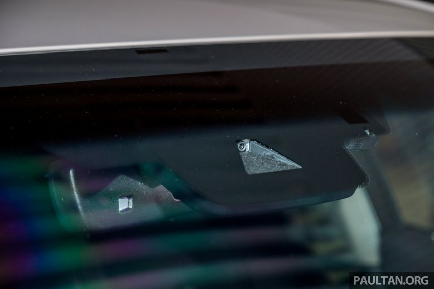 GALLERY: New Lexus ES 250 Luxury – CBU, RM333k Image #980288