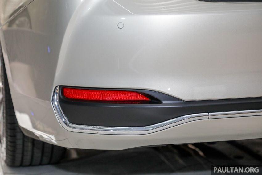 GALLERY: New Lexus ES 250 Luxury – CBU, RM333k Image #980293