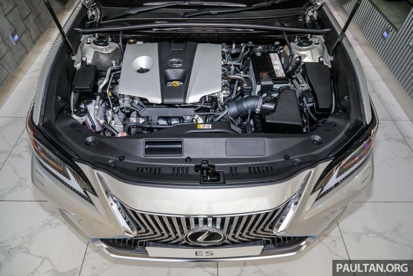 GALLERY: New Lexus ES 250 Luxury – CBU, RM333k Image #980297