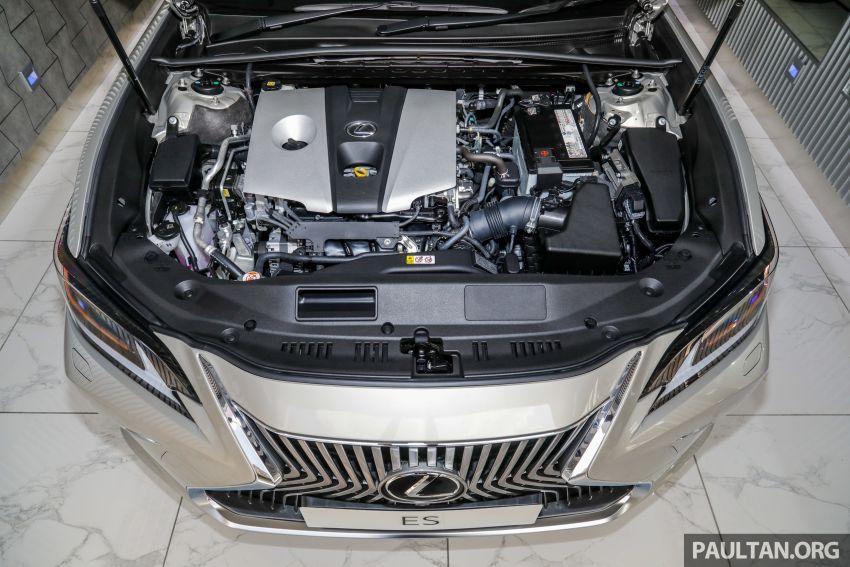 GALERI: Lexus ES 250 Luxury 2019 – dari RM332,888 Image #980368