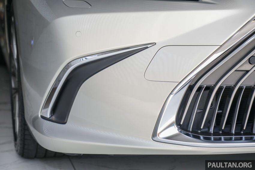 GALLERY: New Lexus ES 250 Luxury – CBU, RM333k Image #980282