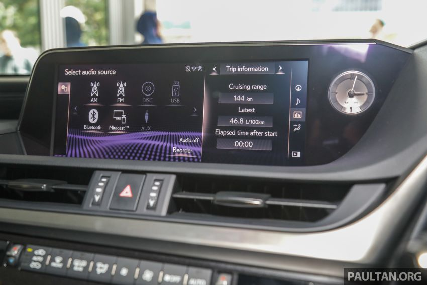 GALLERY: New Lexus ES 250 Luxury – CBU, RM333k Image #980314