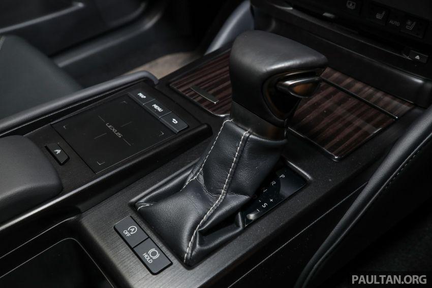 GALERI: Lexus ES 250 Luxury 2019 – dari RM332,888 Image #980383