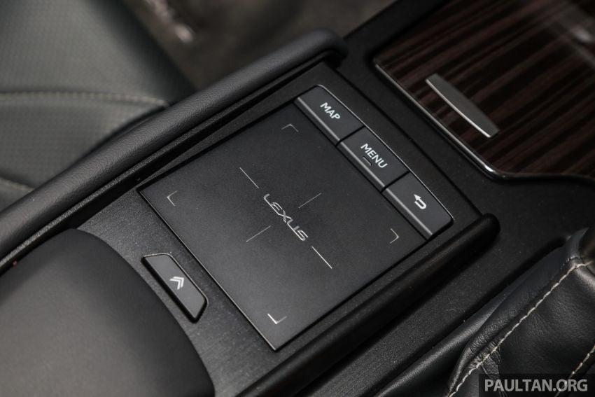 GALLERY: New Lexus ES 250 Luxury – CBU, RM333k Image #980321