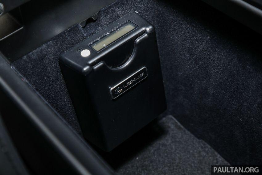GALLERY: New Lexus ES 250 Luxury – CBU, RM333k Image #980325