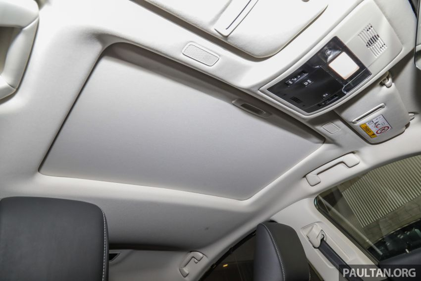 GALLERY: New Lexus ES 250 Luxury – CBU, RM333k Image #980330