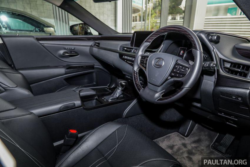 GALLERY: New Lexus ES 250 Luxury – CBU, RM333k Image #980301