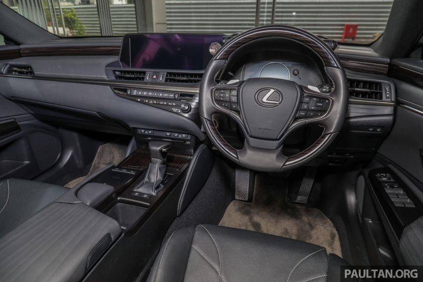 GALERI: Lexus ES 250 Luxury 2019 – dari RM332,888 Image #980403