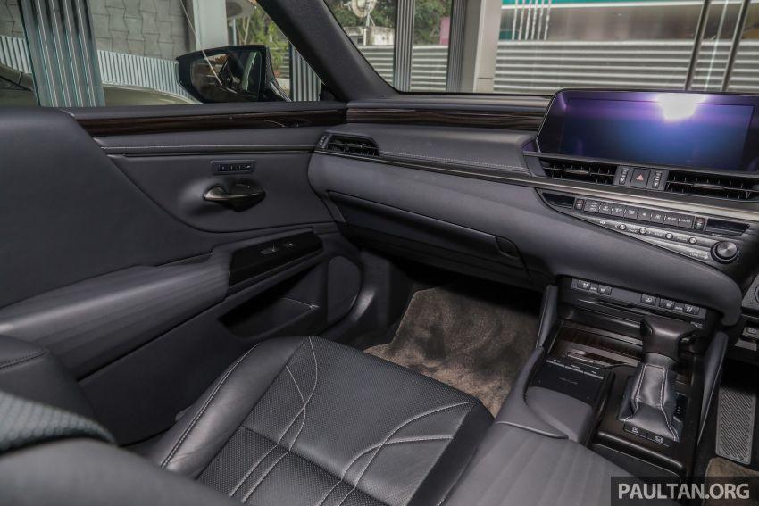 GALERI: Lexus ES 250 Luxury 2019 – dari RM332,888 Image #980407