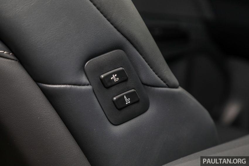 GALLERY: New Lexus ES 250 Luxury – CBU, RM333k Image #980342