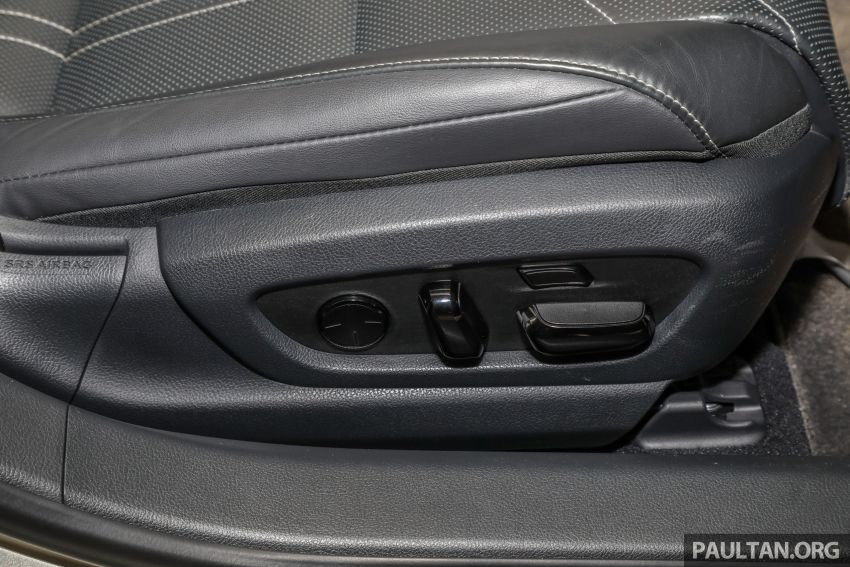 GALLERY: New Lexus ES 250 Luxury – CBU, RM333k Image #980344