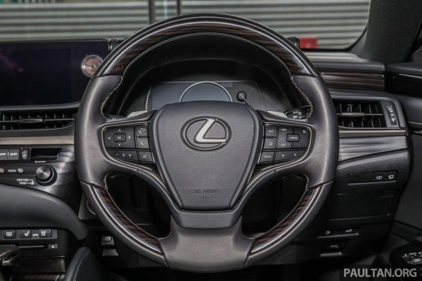 GALLERY: New Lexus ES 250 Luxury – CBU, RM333k Image #980302