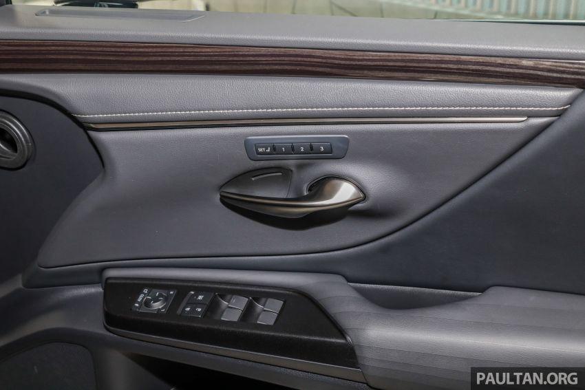 GALLERY: New Lexus ES 250 Luxury – CBU, RM333k Image #980349