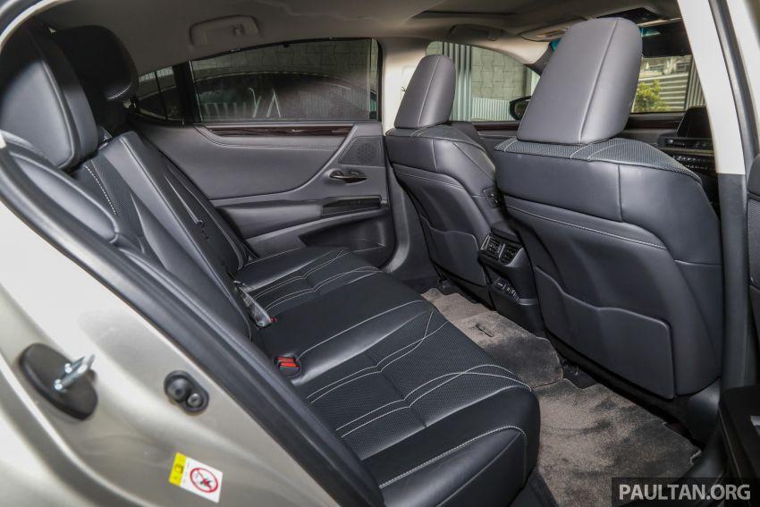GALERI: Lexus ES 250 Luxury 2019 – dari RM332,888 Image #980415