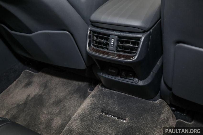 GALLERY: New Lexus ES 250 Luxury – CBU, RM333k Image #980358
