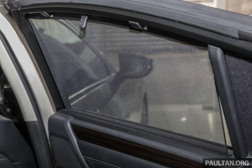 GALLERY: New Lexus ES 250 Luxury – CBU, RM333k Image #980361