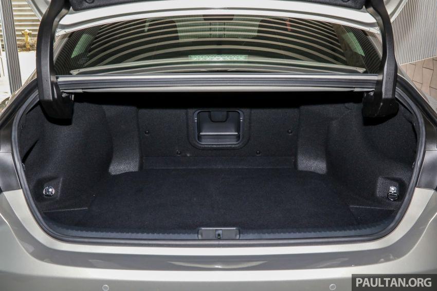 GALLERY: New Lexus ES 250 Luxury – CBU, RM333k Image #980364