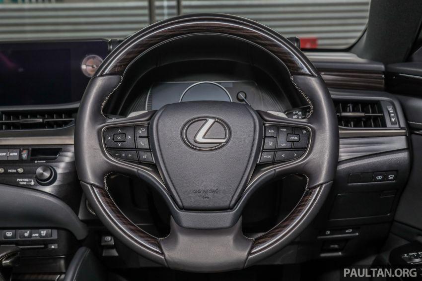 GALERI: Lexus ES 250 Luxury 2019 – dari RM332,888 Image #980372