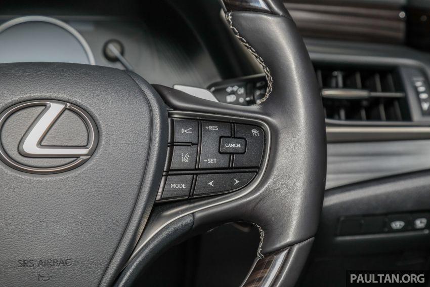 GALERI: Lexus ES 250 Luxury 2019 – dari RM332,888 Image #980374