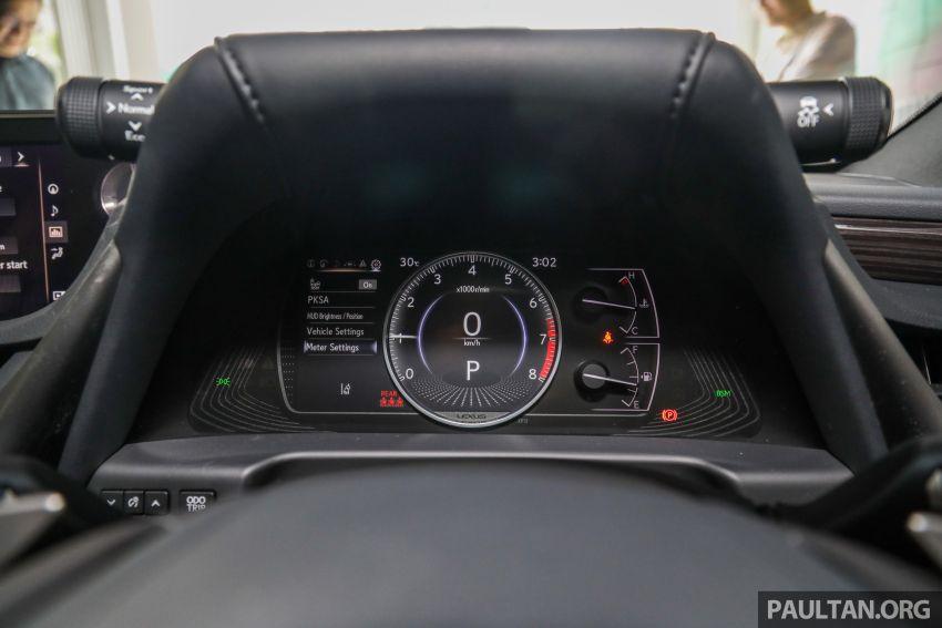 GALERI: Lexus ES 250 Luxury 2019 – dari RM332,888 Image #980376