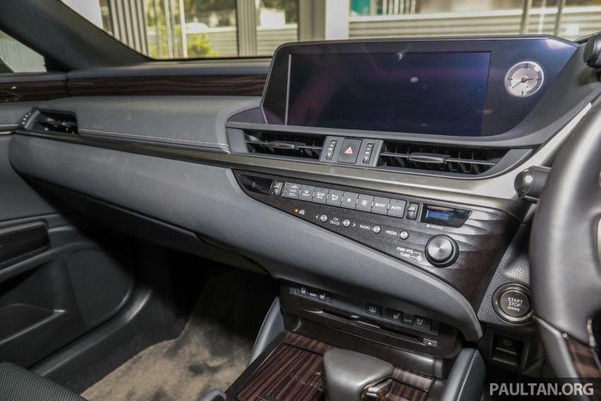 GALLERY: New Lexus ES 250 Luxury – CBU, RM333k Image #980313