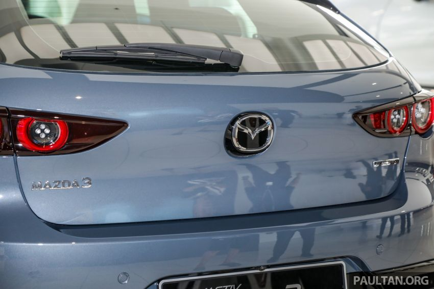 2019 Mazda 3 arrives at Malaysian showroom – 1.5L Sedan, 2.0L Hatchback High Plus; price from RM140k Image #982098